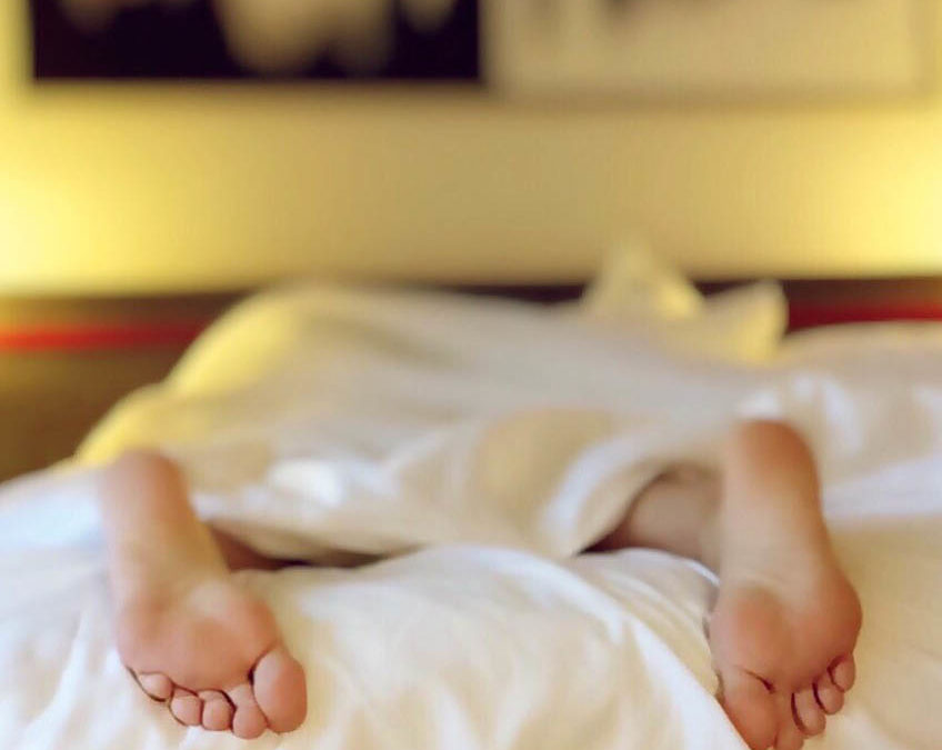 5 Tips to Getting a Good Nights Sleep for a Healthy Happier Life!