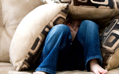 Childhood Anxiety: A Bigger Issue